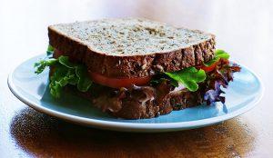 Sandwich gezonde lunch | Quest uitzendburo